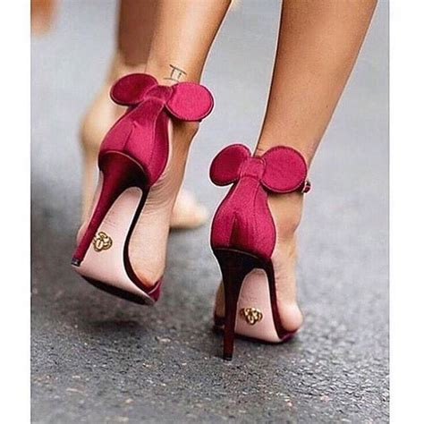 disney high heel shoes shoes high heels heels disney mickey mouse minnie