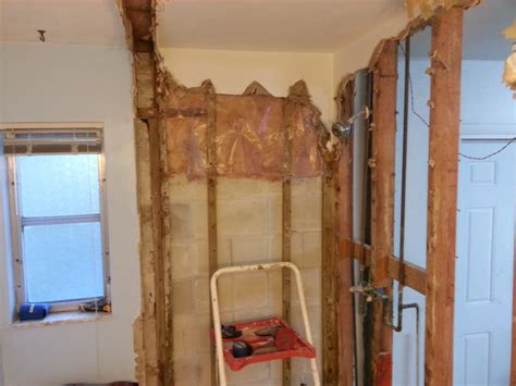 diy bathroom remodel drywall bathroom remodel plaster walls with new substrate