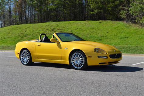 Maserati Cambiocorsa 2002 Maserati Spyder Cambiocorsa Ebay