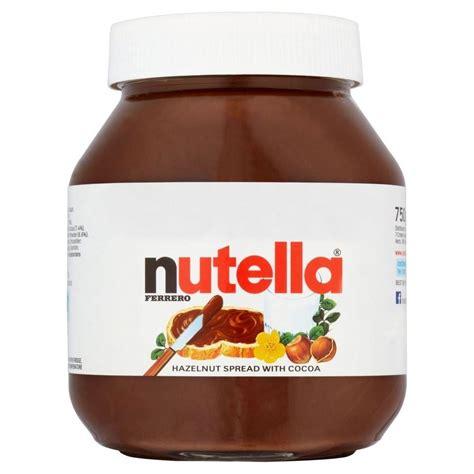 Sale Nutella Ferrero Hazelnut Spread With Cocoa 350gr nutella hazelnut chocolate spread 750g