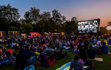 cineplex the park 21 best venues and films at luna cinema this summer