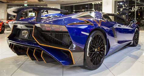 Cheapest Used Lamborghini Open Your Cheque Book This Lamborghini Aventador Sv Doesn