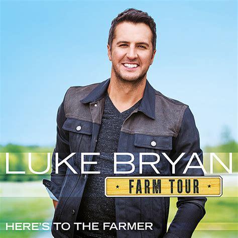 luke bryan farm tour lineup luke bryan announces debut farm tour ep details
