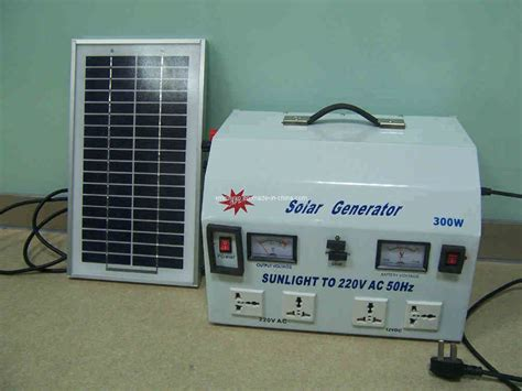 home solar generator how to solar power your home