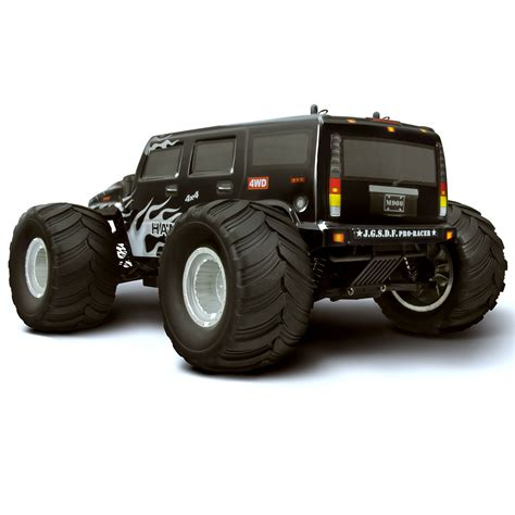 monster hummer hsp hummer monster truck 94111 rc truck at hobby warehouse