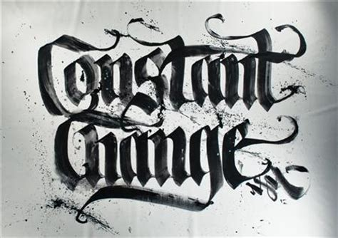 typographic inspiration   week