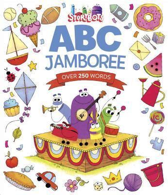 Abc Gift Card Balance Check - storybots abc jamboree storybots by storybots hardcover booksamillion com books
