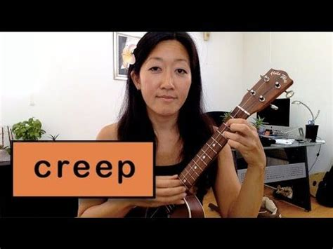 tutorial guitar creep fingerpicking tutorial creep ukulele 101 pinterest
