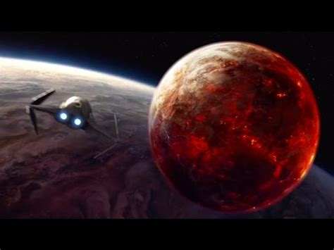 Wars Lava L Darth Vader by Vader Arrives On Mustafar Of The Sith 1080p Hd