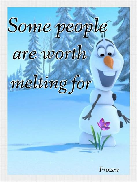 printable olaf quotes olaf quotes frozen quotesgram