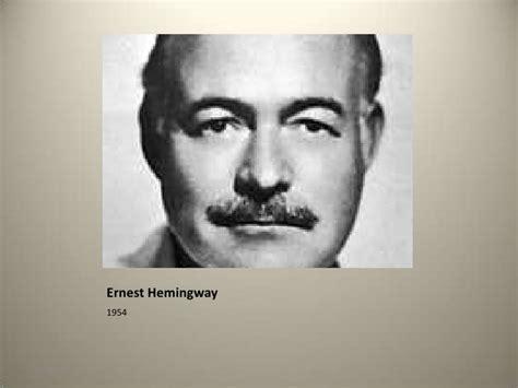 ernest hemingway mini biography ernest hemingway