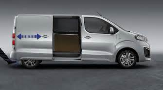 Peugeot Expert 2016 Peugeot Expert Promises Class Leading Fuel Economy