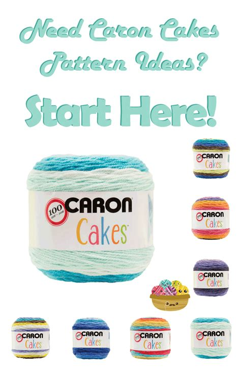 caron yarn website pattern is cn0986 do you need caron cakes pattern ideas stop here first