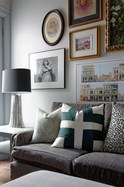 living room gallery wall living room art gallery wall meredith heron design