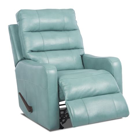 contemporary recliner chair striker contemporary swivel rocking reclining chair by
