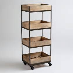 island carts:  gavin rolling cart contemporary kitchen islands and kitchen carts