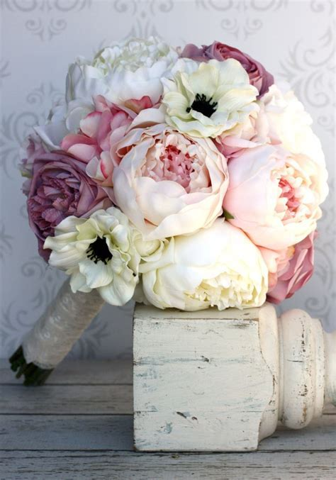 Best 25  Fake flower bouquets ideas on Pinterest   Silk