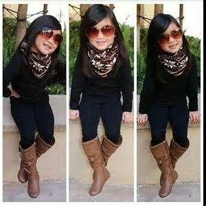 Cute little girl outfit ideas fashion style 10