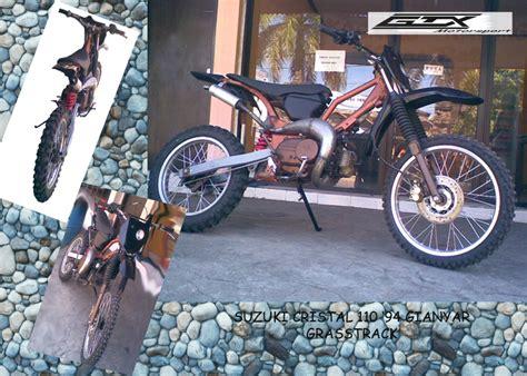 Shock Grasstrack Dedik Gtx Motorsport Bali