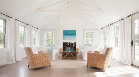Nantucket Living Room by Nantucket Style Brewster Home