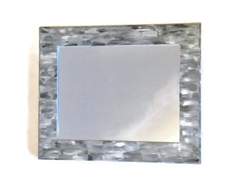 beach themed bathroom mirrors grey beach themed bathroom mirror shabby chic hand by