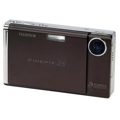 Finepix Z5fd The With Detection Mode by Fujifilm Finepix Z5fd La Fiche Technique Compl 232 Te