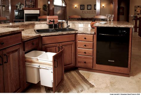 dishwasher kitchen cabinet showplace cabinets kitchen traditional kitchen