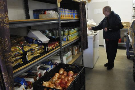 Food Pantry Portland by County Cutback Puts Pantry To Test Feed More With Less