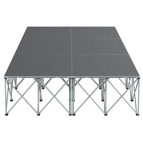 teppich 3m intellistage b 252 hne 2 x 3 m teppich 171 stage platform