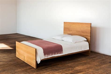 Oak Bed With Drawers by Ab6 Size White Oak Platform Bed With