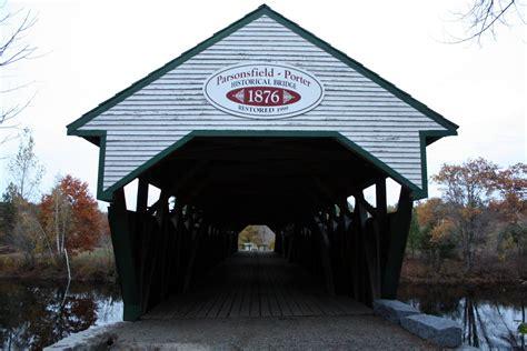bridgehuntercom porter parsonsfield bridge