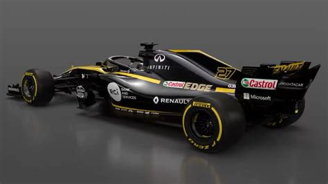 renault f1 and pictures renault sport unveils the rs18 f1 2018
