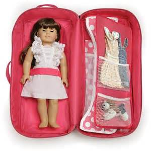 american doll travel bed badger basket doll travel with bed and bedding fits