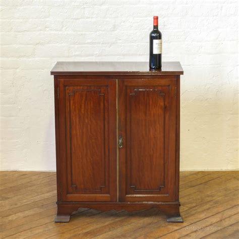 Mahogany Cupboard - mahogany cupboard antiques atlas