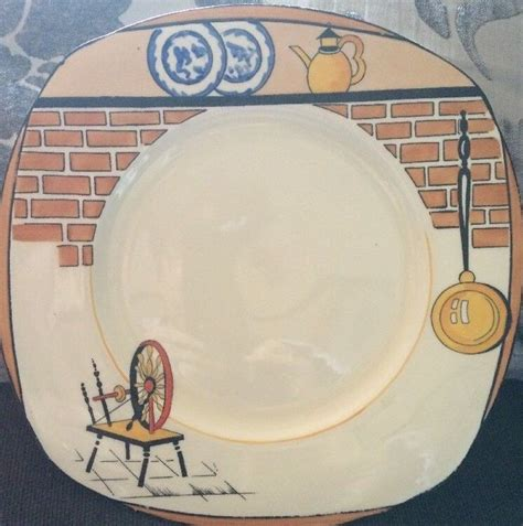 burleigh pattern numbers 485 best plates platters burleigh ware art deco images