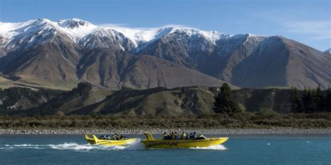 rakaia jet boat jet boat discovery jet rakaia gorge everything new zealand