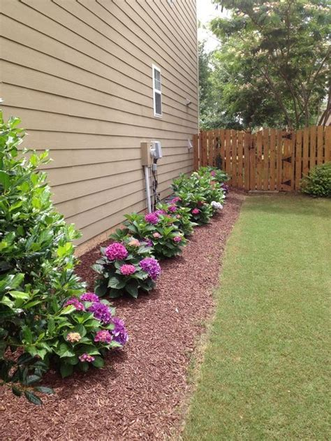 landscaping ideas 25 best side yard landscaping ideas on simple