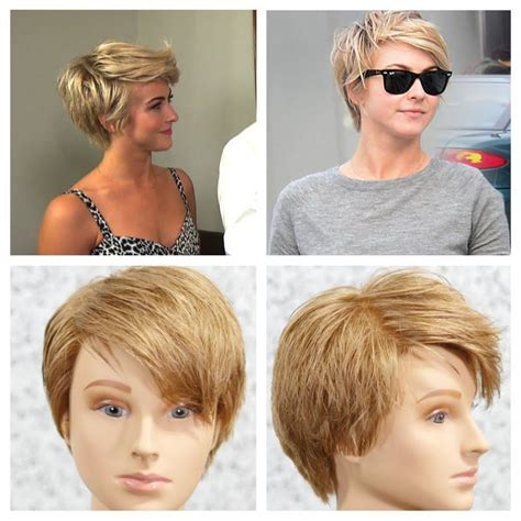 how to get the julian hough hair style julianne hough pixie haircut tutorial style pinterest