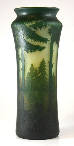 Daum Crane Vase by 1000 Images About Beautiful Green Vase On