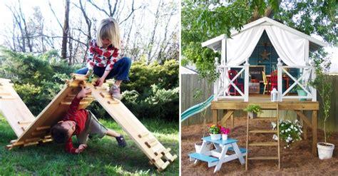 crazy backyard ideas 24 adventurous back yard ideas