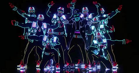 america s got talent light balance light balance impresionante espect 225 culo con luces en