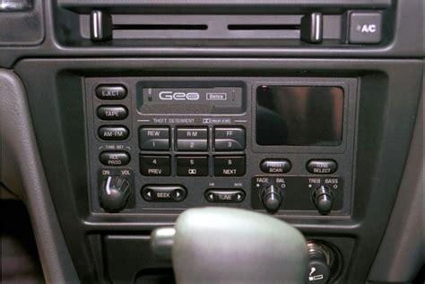 online auto repair manual 1993 geo prizm parental controls service manual how to remove 1995 geo tracker cd player prettyinpurple95 1995 geo tracker