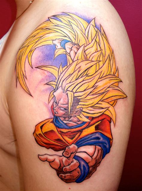 tattoo ball tattoos goku the dao of
