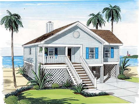 beach cabin plans plan 047h 0077 find unique house plans home plans and