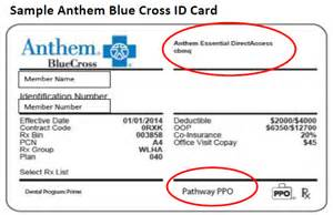 Connected Care Blue Cross Of Idaho Health Insurance Policy Number Anthem Clipartsgram