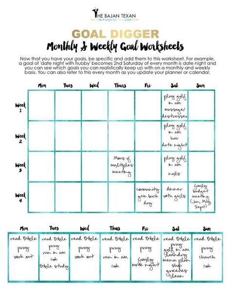 goal planning worksheet free goal planning worksheets for the new year the bajan
