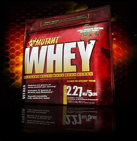 Whey Mutant nutrition technologies mutant whey mutant