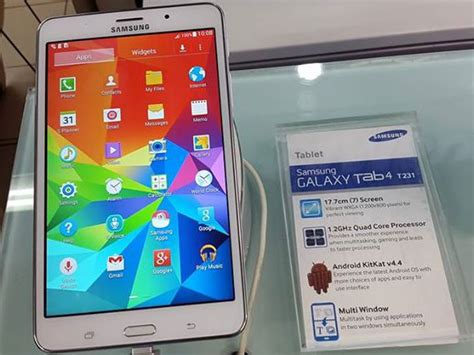 Tablet Samsung S5 samsung galaxy s5 and tab 4 t231 prices slashed in india