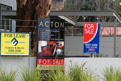 negative gearing changes for economy if home prices