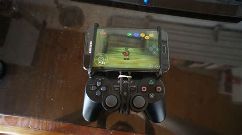 how to use ps3 controller on android how to use a playstation 3 sixaxis controller with your android smartphone or tablet
